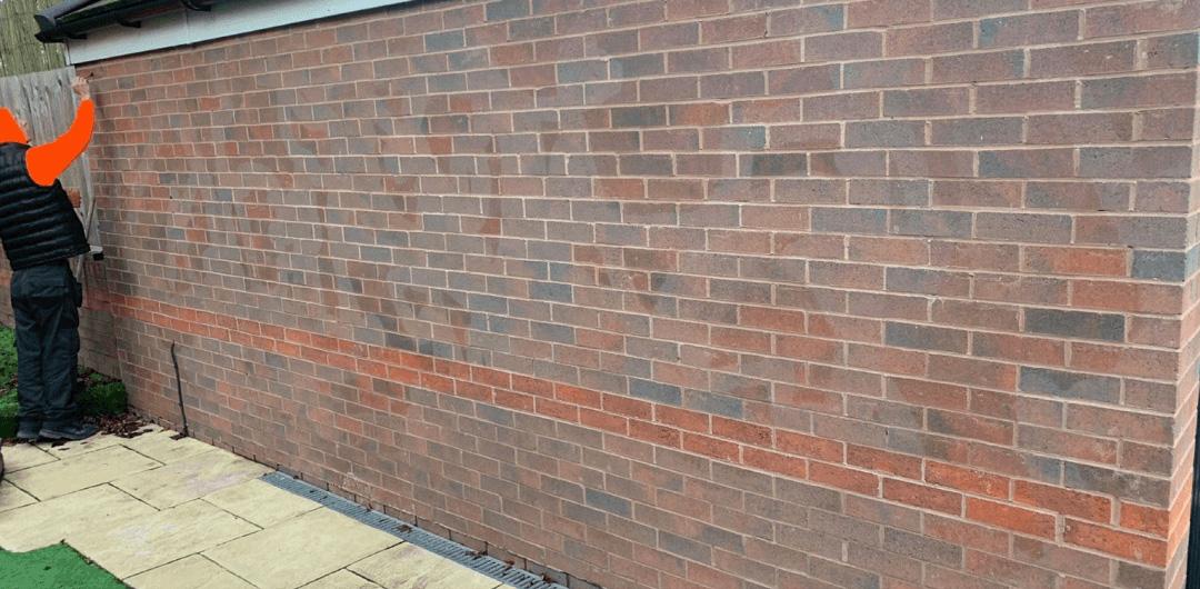 Wall pre repair