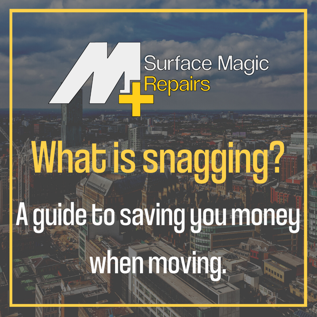 Title, what is snagging? A guide to saving you money.