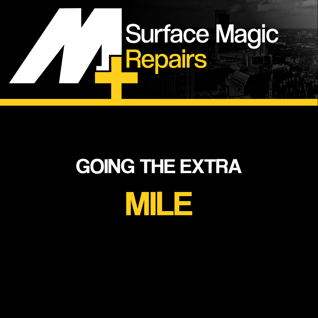 Going the extra mile thumbnail